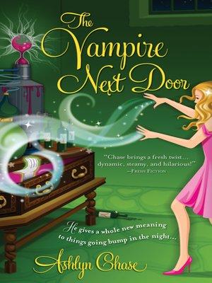 cover image of The Vampire Next Door