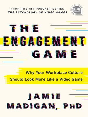 cover image of The Engagement Game