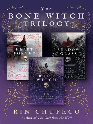 cover image of The Bone Witch Bundle