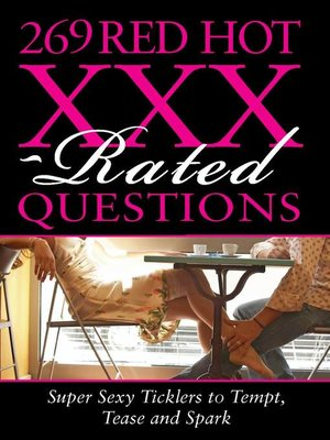 cover image of 269 Red Hot XXX-Rated Questions