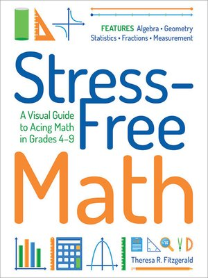cover image of Stress-Free Math