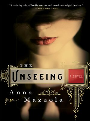 cover image of The Unseeing