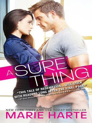 cover image of A Sure Thing