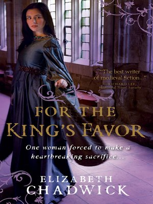 cover image of For the King's Favor