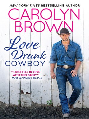 cover image of Love Drunk Cowboy
