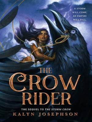 cover image of The Crow Rider