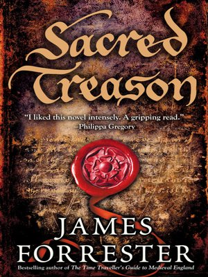 cover image of Sacred Treason