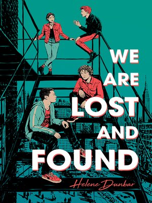 cover image of We Are Lost and Found