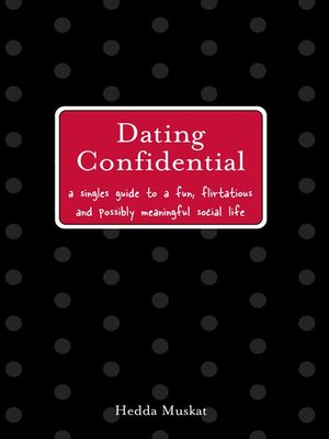 cover image of Dating Confidential