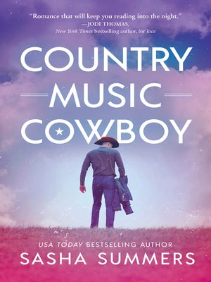 cover image of Country Music Cowboy