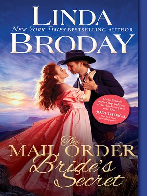 cover image of The Mail Order Bride's Secret