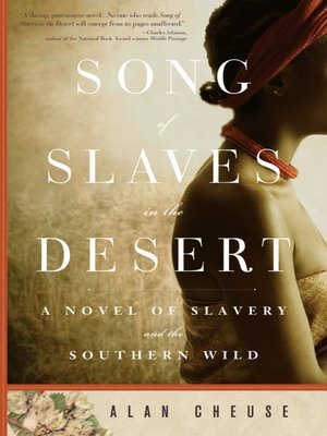 cover image of Song of Slaves in the Desert