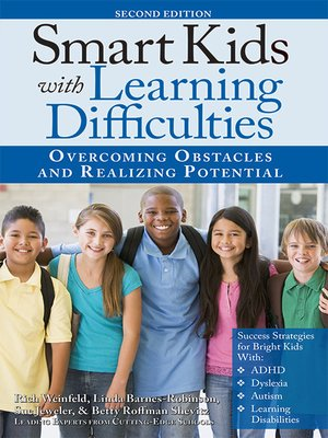 cover image of Smart Kids with Learning Difficulties