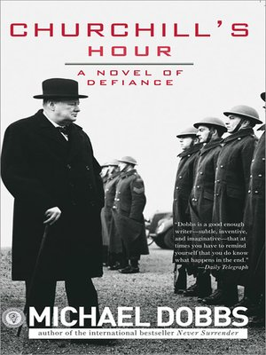 cover image of Churchill's Hour