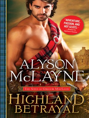 cover image of Highland Betrayal