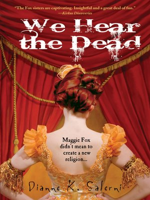 cover image of We Hear the Dead