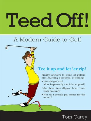 cover image of Teed Off!