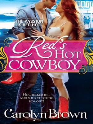 cover image of Red's Hot Cowboy