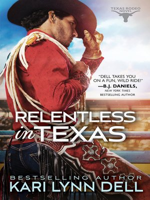 cover image of Relentless in Texas