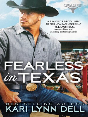 cover image of Fearless in Texas