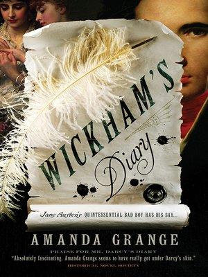 cover image of Wickham's Diary