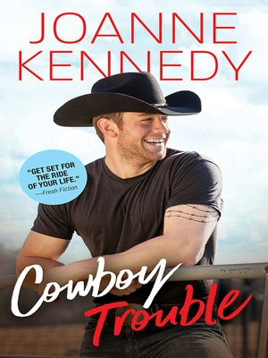 cover image of Cowboy Trouble