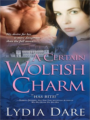 cover image of A Certain Wolfish Charm