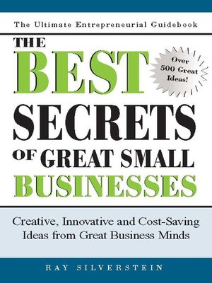 cover image of The Best Secrets of Great Small Businesses