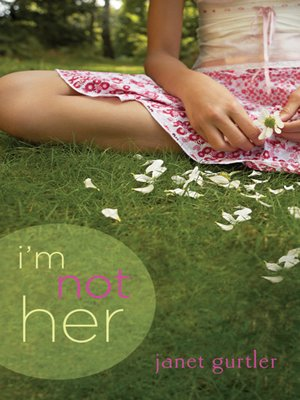 cover image of I'm Not Her