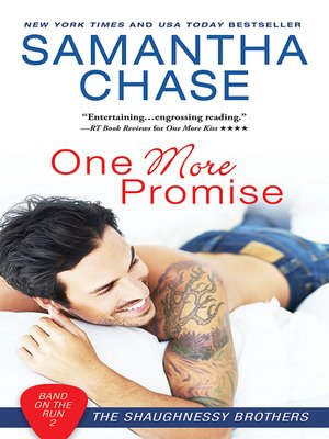 cover image of One More Promise