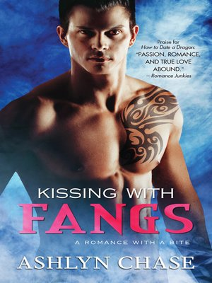cover image of Kissing with Fangs