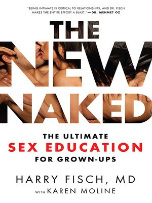 cover image of The New Naked