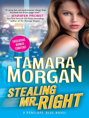 cover image of Stealing Mr. Right