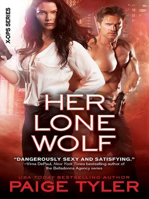 cover image of Her Lone Wolf