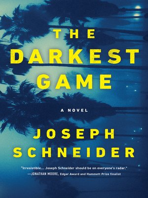 cover image of The Darkest Game