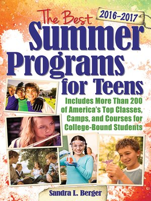 cover image of The Best Summer Programs for Teens