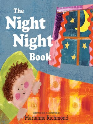 cover image of The Night Night Book
