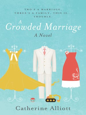 cover image of A Crowded Marriage