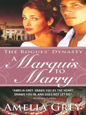 cover image of A Marquis to Marry