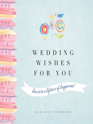 cover image of Wedding Wishes for You