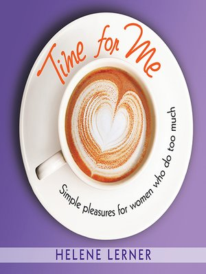 cover image of Time for Me