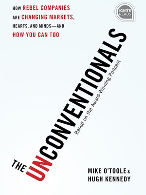 cover image of The Unconventionals