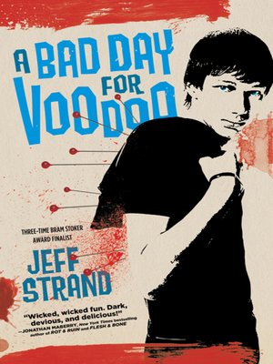 cover image of A Bad Day for Voodoo