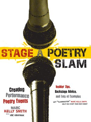 cover image of Stage a Poetry Slam