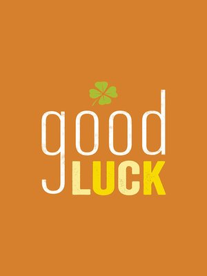 cover image of Good Luck