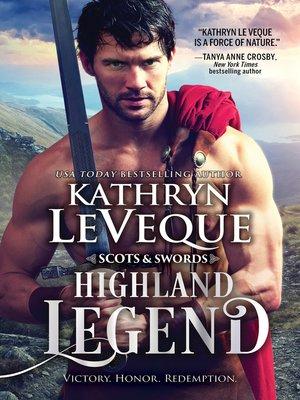 cover image of Highland Legend