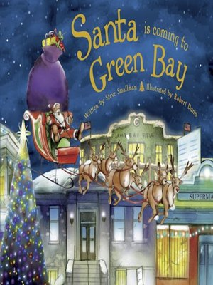 cover image of Santa Is Coming to Green Bay