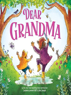 cover image of Dear Grandma