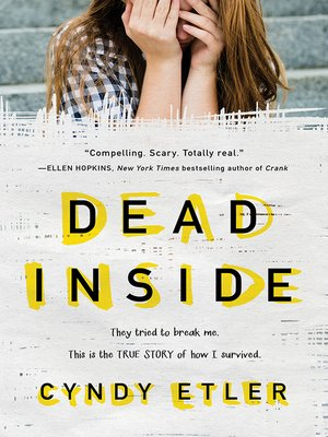 cover image of The Dead Inside