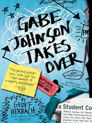 cover image of Gabe Johnson Takes Over